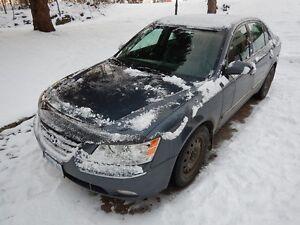 2009 Hyundai Sonata Sedan