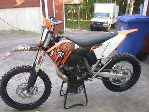 KTM 200XC