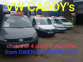 Volkswagen Caddy 1.6TDI ( 102PS ) C20 Trendline