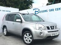 2009 58 Nissan X-Trail Aventura Explorer DCI Manual Diesel for sale in AYRSHIRE