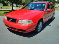 1999 Volvo V70 Familiale ***MANUAL***
