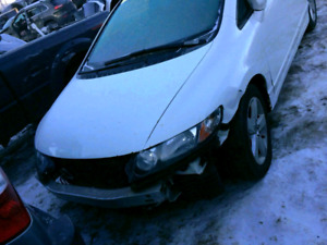 2008 Honda Civic, for parts ONLY