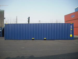 SHIPPING CONTAINERS Kitchener / Waterloo Kitchener Area image 2