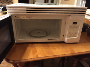 RangeHood/Microwave Combo