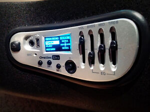 Ovation idea Acoustic Electric with MP3 recording & playback