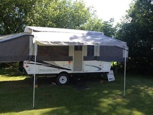 2013 Palomino Forest river tent trailer