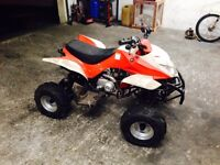 Wanted quads or pitbikes