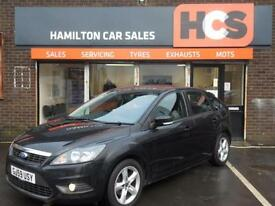 Ford Focus 1.6 Zetec - 1 Year MOT, Warrant & AA Cover. Finance available.