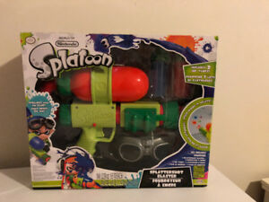 Brand New Splatoon Splattershot Blaster