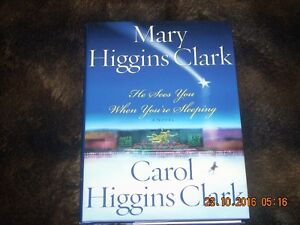 Mary Higgins Clark & Carol  ( He Sees You When You're Sleeping )
