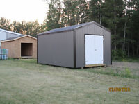 12 x 20 mini-shop /shed (free delivery) Sold, but can build more
