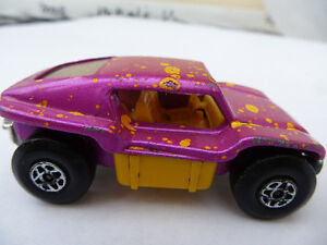 Matchbox 1970 Vintage #30 BEACH BUGGY Made in England Lesney