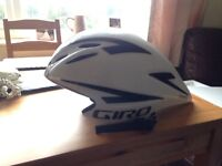 Giro aero helmet size small in good order
