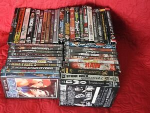 dvds wrestling movies