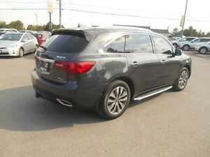 2014 Acura MDX SH-AWD 6-Spd AT w/Tech Package Peterborough Peterborough Area image 6