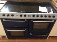 Belling Classic 110cm dual fuel range cooker for sale