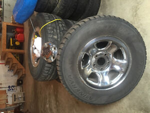 2012 Ram rims and tires