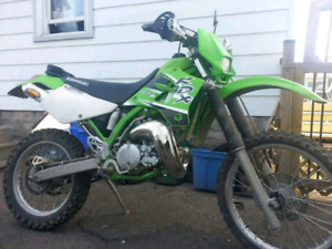 Looking for street legal enduro