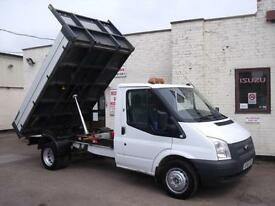 Ford Transit 2.2TDCi ( 125PS ) Under Floor Tipper
