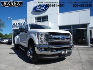 2018 Ford F-350 Super Duty XLT  Crew Cab *Dual Rear Wheel* Diese