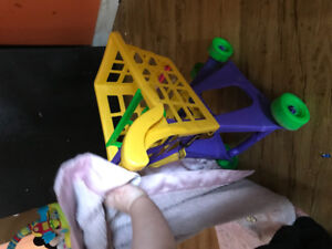 Looking for toddler shopping cart