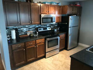 Executive Large 2 Bedroom Penthouse Apt Available for Sept 1st