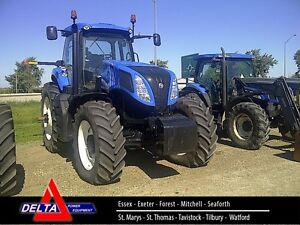 2013 New Holland T8.275 Tractor London Ontario image 1