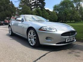 2006 Jaguar XK 4.2 V8 2dr Auto 2 door Sports