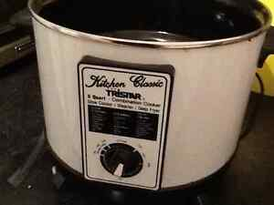 3in1 Kitchen Classic Tristar like New