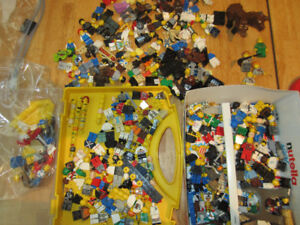 Huge lot of LEGO