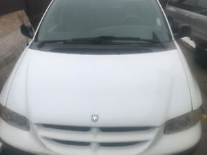 Dodge Caravan  1996 96,000 LOW! km 4400 or best offer