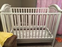 Crib w/Matress for Sale