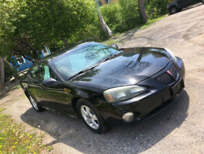 Pontiac Grand Prix V6 (Black)