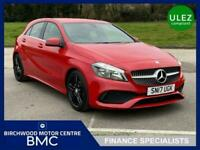 2017 Mercedes-Benz A-CLASS 2.1 A 200 D AMG LINE 5d 134 BHP, Ulez Compliant, LOW
