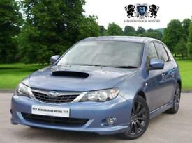 2008 08 SUBARU IMPREZA 2.5 WRX 5D 227 BHP, MUST BE SEEN LOOKS AMAZING