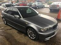 2004 BMW 320 2.0TD auto Cd Sport - 8 SERVICE STAMPS UP TO 120,122K
