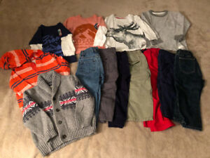 Boys 2T clothes. Asking $20 for all.