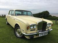 Rolls Royce Silver Shaddow 6.8 4dr Saloon Petrol