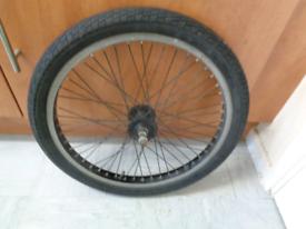 20 inch bike FRONT wheel