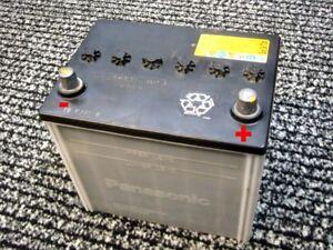 Batterie d'auto 12V Panasonic