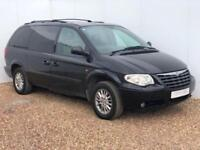 2005 55 CHRYSLER GRAND VOYAGER 2.8 LX 5D 150 BHP DIESEL
