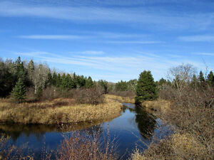 2.34 Acre Lot On The Millstream
