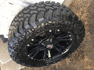 Trail Grappler Tires and Rims