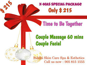 Massage,Waxing cristmas Gift Card/Certificate**Free delivery** Cambridge Kitchener Area image 6