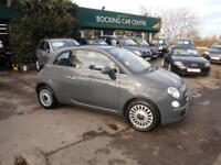 Fiat 500 1.2 ( 69bhp ) Dualogic LOUNGE2012 49000MLS ZERO TAX EXCELLENT