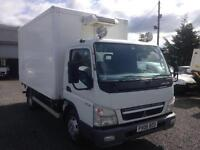 Mitsubishi Canter fuso 7.5 t refrigerator vehicle