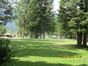 Akiskinook Resort Lake Windermere Familly Friendly