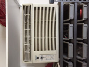 Danby Air conditioner with remote.