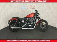 HARLEY-DAVIDSON SPORTSTER IRON 883 XL N 13 MOT TILL AUGUST 2019 LOW MLS 2012 62