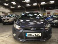 Ford Focus Zetec Tdci Estate 1.6 Manual Diesel